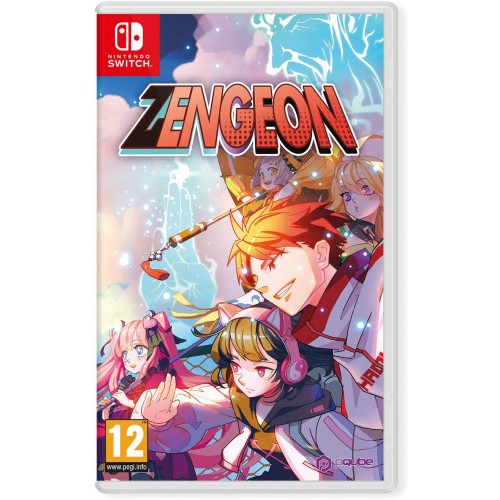 Zengeon Nintendo Switch