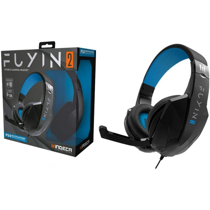 Headset Indeca Fuyin 2.0 Multiplataforma