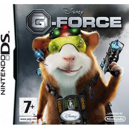 Disney G-force Nintendo DS