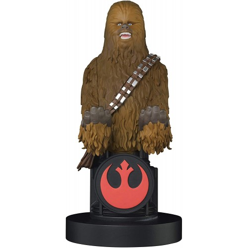 Carregador / Suporte Cable Guy Star Wars Chewbacca