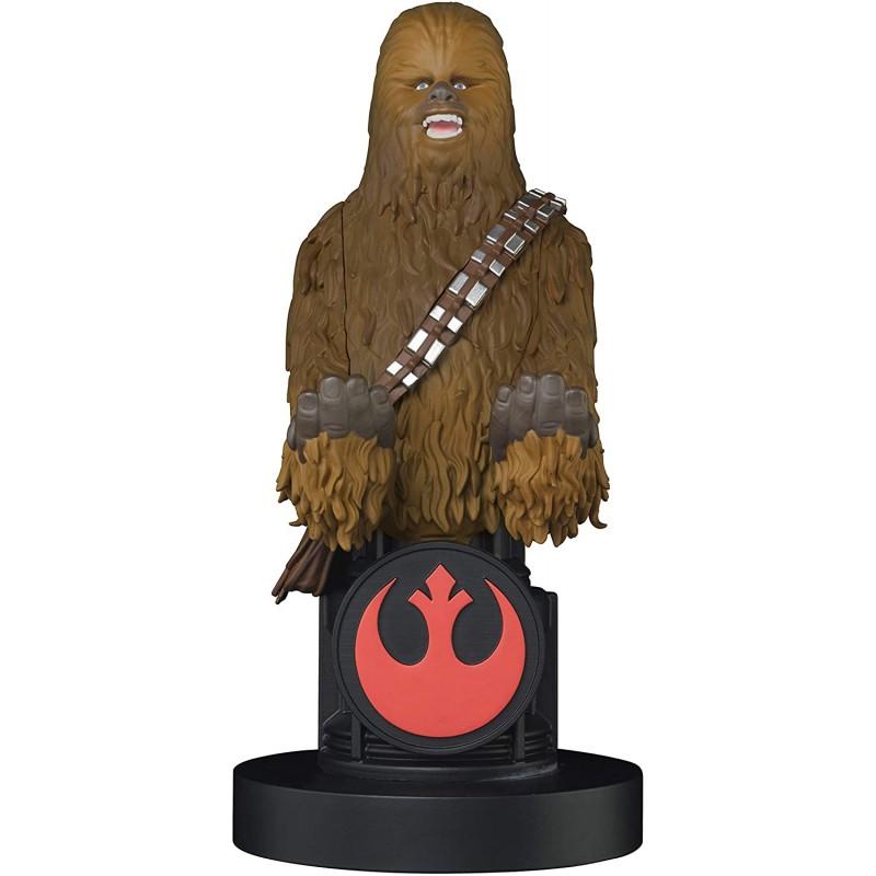 Carregador / Suporte Cable Guy Star Wars Chewbacca