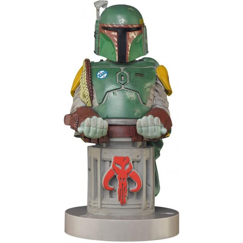 Carregador / Suporte Cable Guy Star Wars Boba Feet
