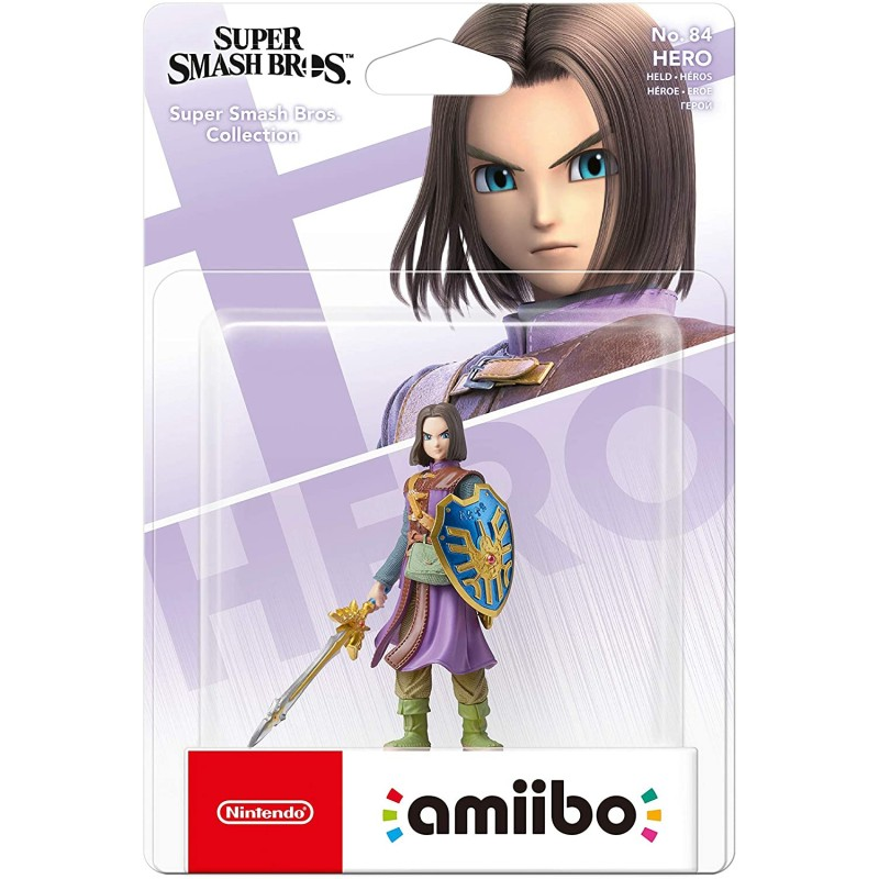 Amiibo Super Smash Bros. Hero nº84