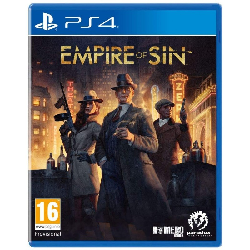 Empire of Sin PS4