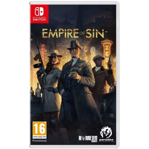Empire of Sin Nintendo Switch
