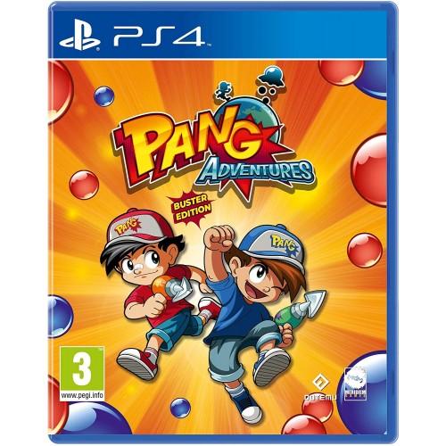 Pang Adventures PS4