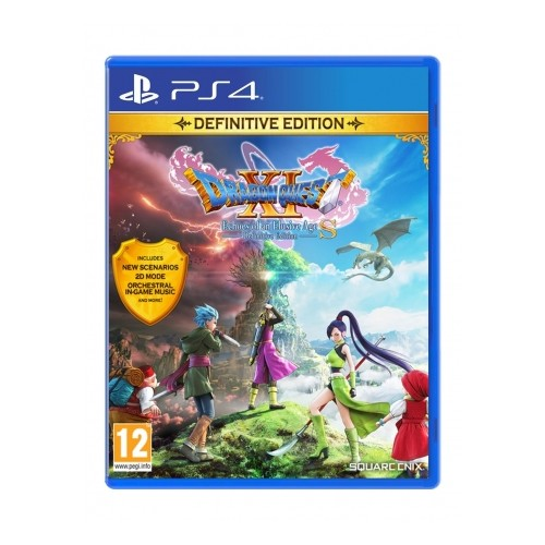 Dragon Quest XI Echoes of an Elusive Age Definitive Edition PS4