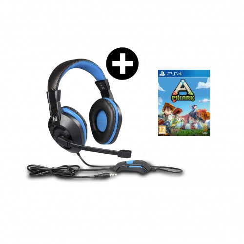 Headset Indeca + PixArk PS4