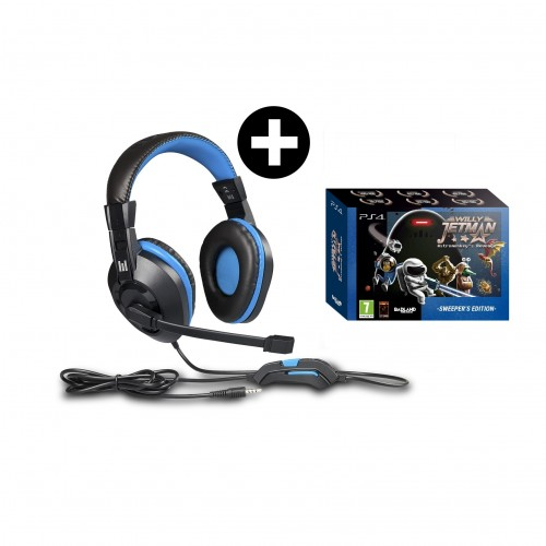 Headset Indeca + Willy Jetman The Astromonkey´s Revenge Sweeper Ed. PS4
