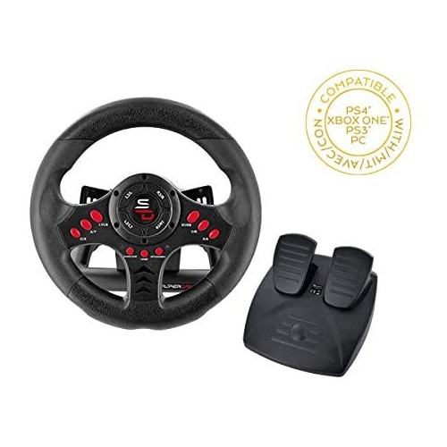 Volante SuperDrive Racing Wheel SV400 PS4 & Xbox One & PC & Nintendo Switch