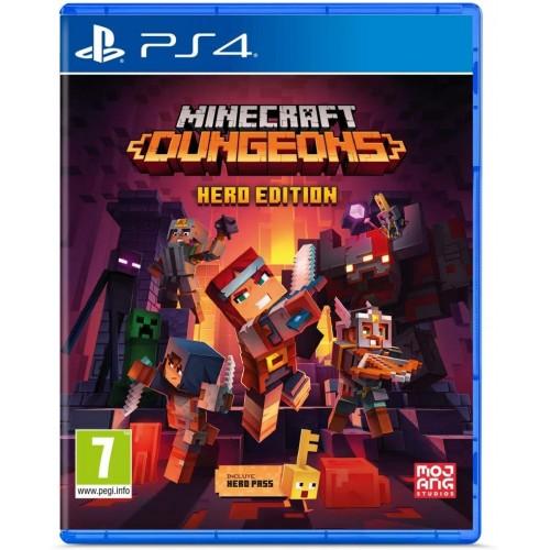 Minecraft Dungeons Hero Edition PS4