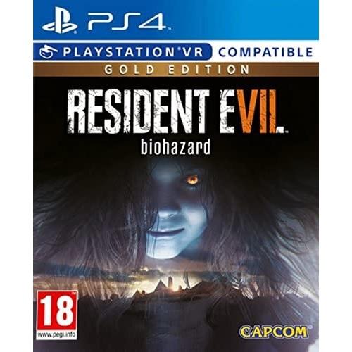 Resident Evil VII Biohazard Gold Edition PS4