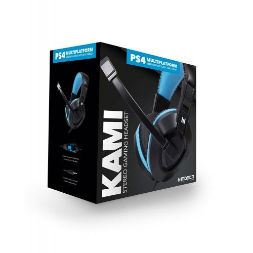 Headset Indeca Kami Multiplataforma