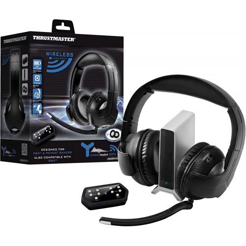 Headset Thrustmaster Wireless Y400P PS4/PS3/PC