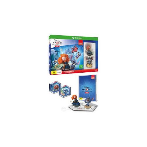 Disney Infinity 2.0 Toy Box Combo Pack Xbox One