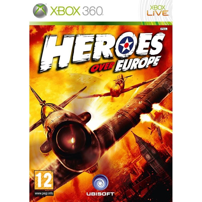 Heroes Over Europe Xbox 360