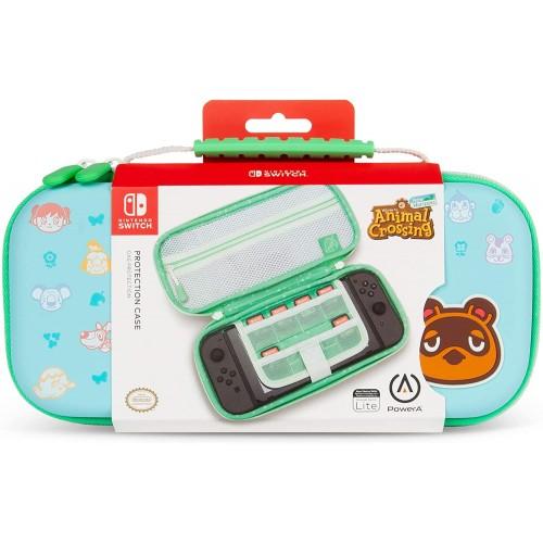 Bolsa PowerA Animal Crossing Nintendo Switch Oficial