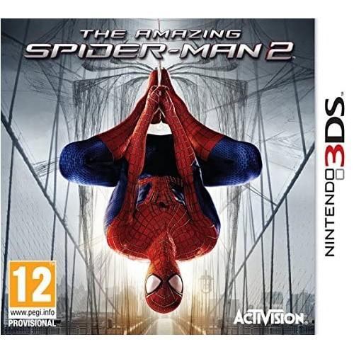 The Amazing Spiderman 2 USADO Nintendo 3DS (Sem Manual)