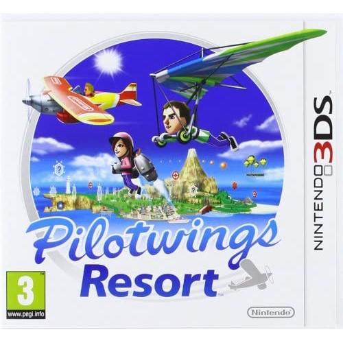 Pilotwings Resort (sem manual) USADO Nintendo 3DS