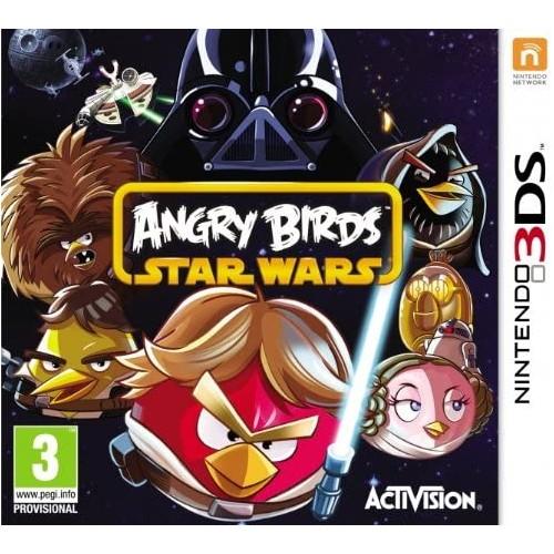 Angry Birds Star Wars USADO Nintendo 3DS