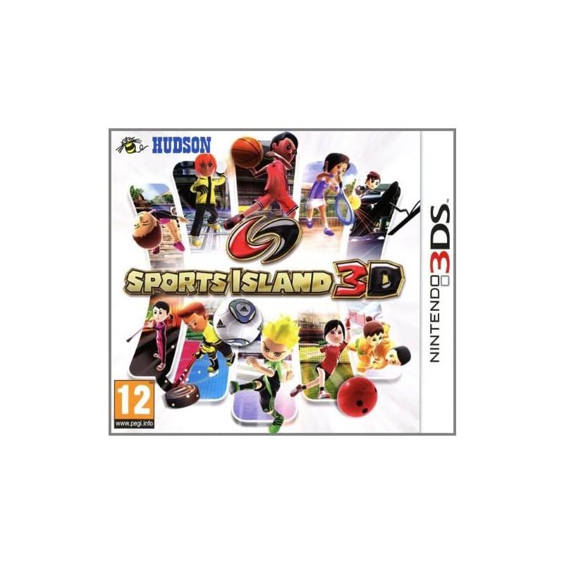 Sports Island 3D Nintendo 3DS