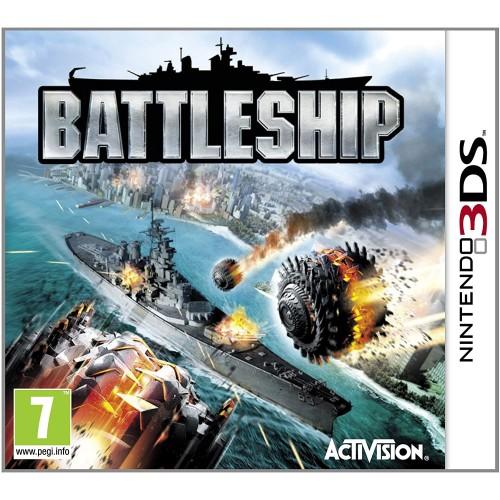 Battleship USADO Nintendo 3DS