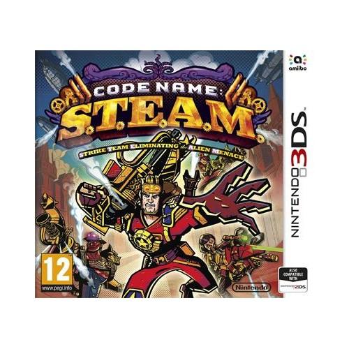 Code Name S.T.E.A.M. USADO Nintendo 3DS