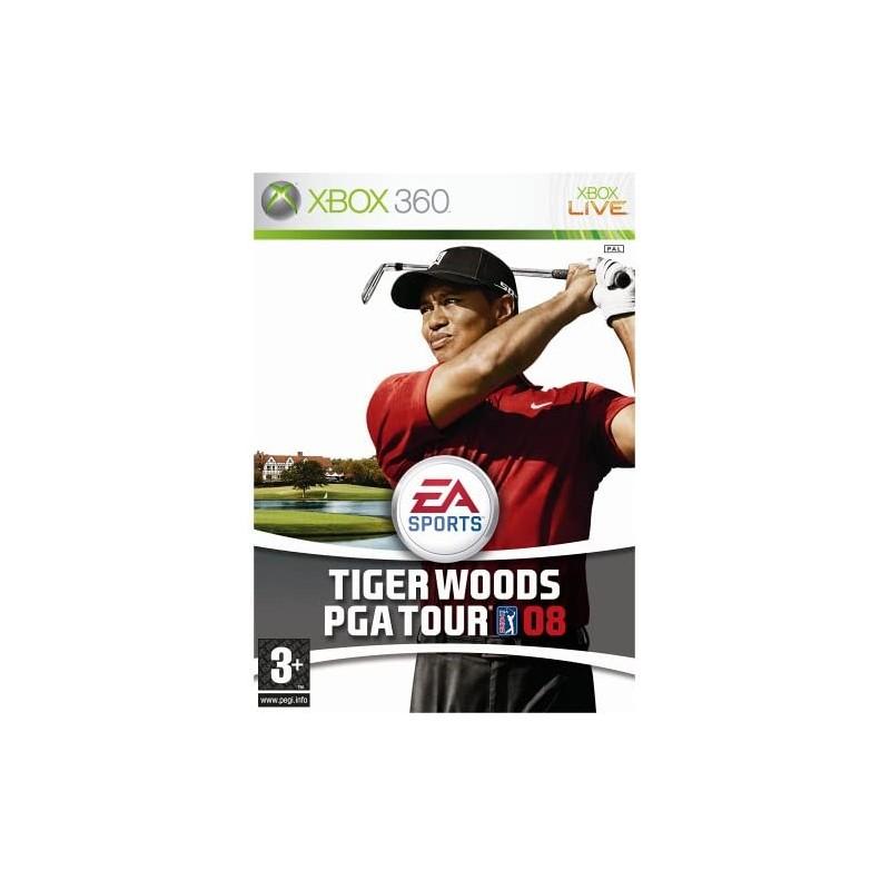 Tiger Wood PGA Tour 08 Xbox 360