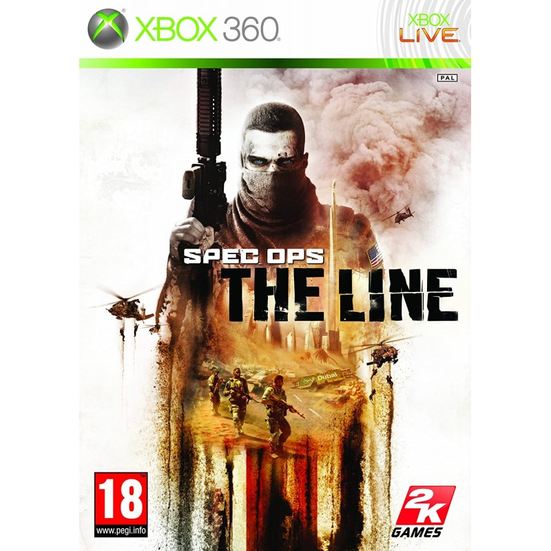 Spec Ops The Line Xbox 360