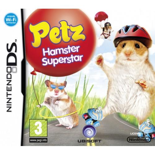 Petz Hamster Superstar Nintendo DS