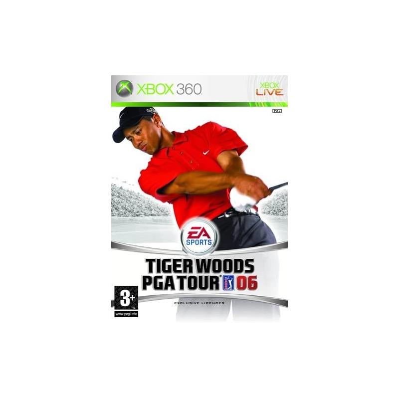 Tiger Woods PGA Tour 2006 Xbox 360