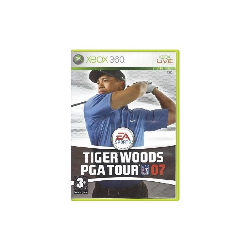 Tiger Woods PGA Tour 07 Xbox 360