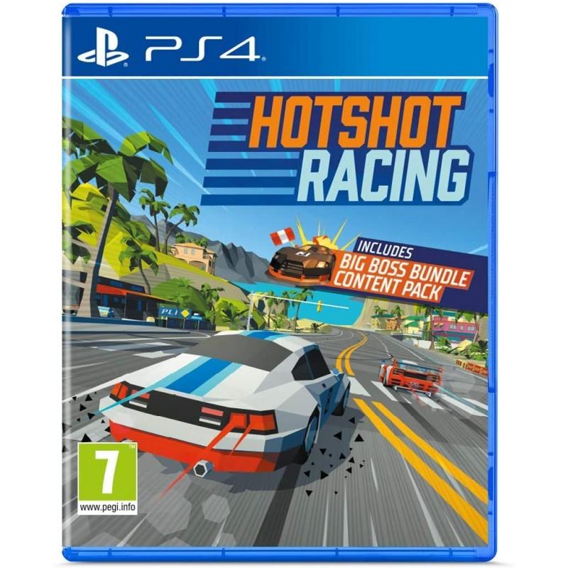 Hotshot Racing PS4 (Disponível 19/02/2021