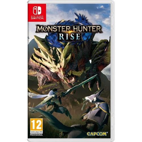 Monster Hunter Rise Nintendo Switch (Disponível 26/03/2021)