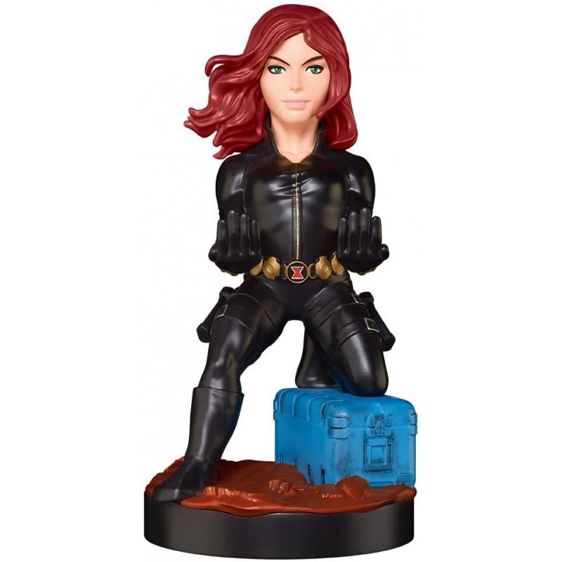 Carregador / Suporte Cable Guy Black Widow (Viuda negra)