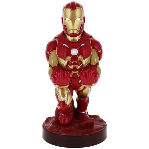 Carregador / Suporte Cable Guy Iron Man Evergreen