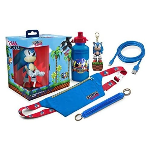 Sonic The Hedgehog Big Box
