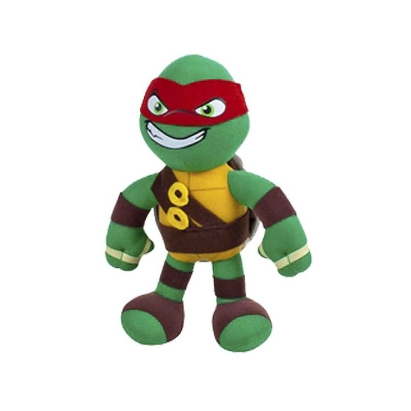 Peluche Tartarugas Ninja Raphael Press Start