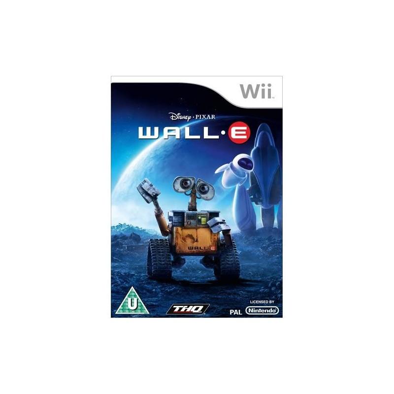 Disney Pixar Wall-E Wii