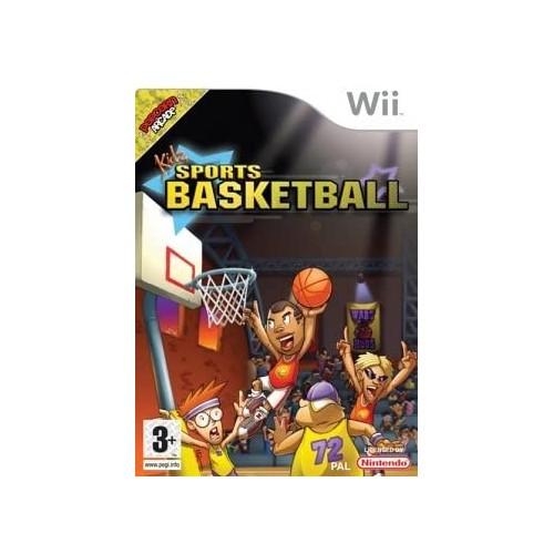 Kidz Sports Basketball USADO Wii