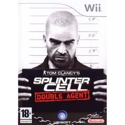 Tom Clancy's Splinter Cell Double Agent USADO Wii