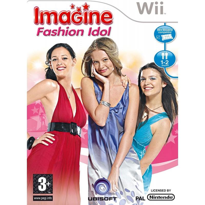 Imagine Fashion Idol Wii