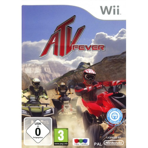 ATV Fever Wii