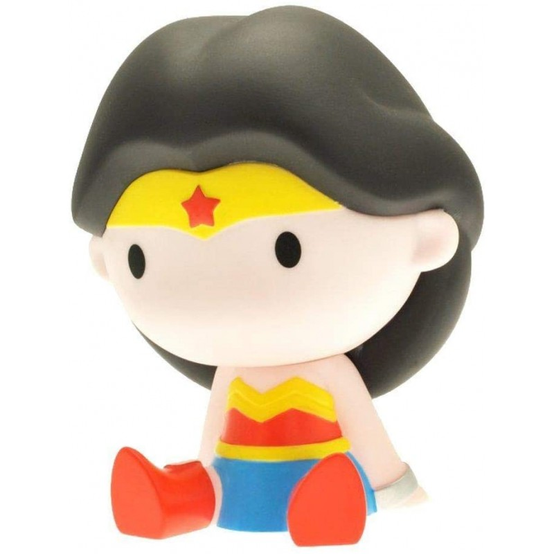Mealheiro Plastoy DC Comics Justice League Wonder Woman