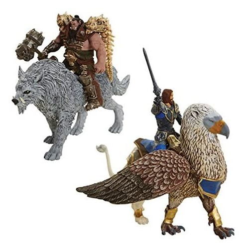 Warcraft Battle In A Box Lothar Vs Blackhand