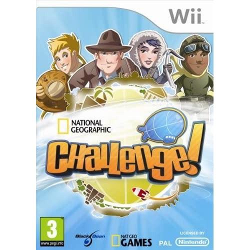 National Geographic Challenge! USADO Wii
