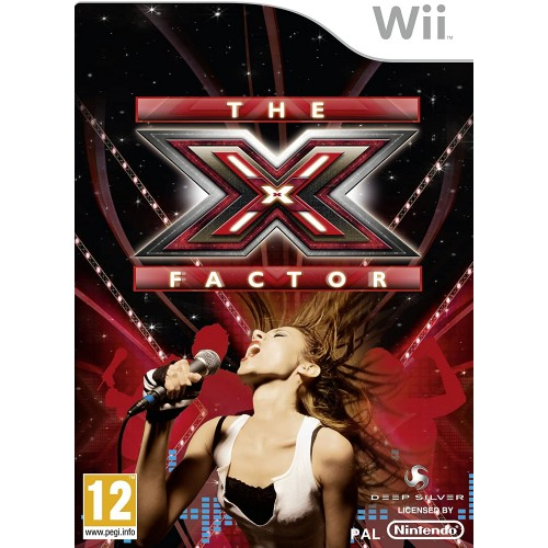 The X Factor Wii