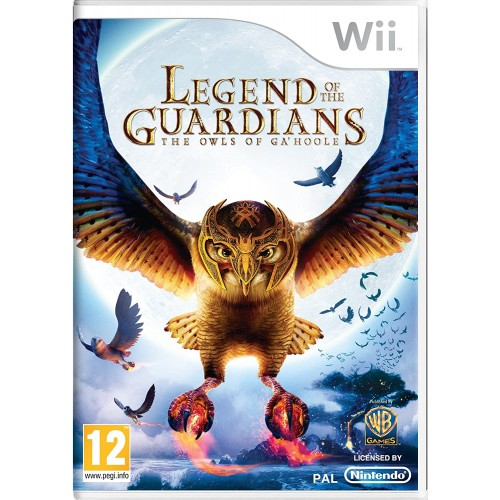 Legend of the Guardians USADO Wii