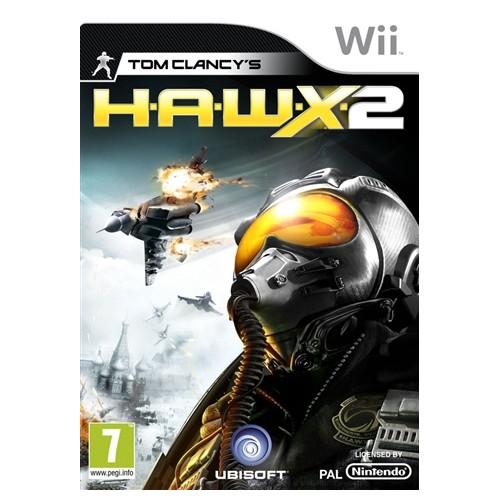 Tom Clancy's H.A.W.X. 2 USADO Wii