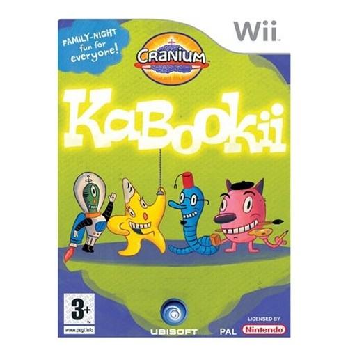 Cranium Kabookii USADO Wii